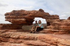 Nature's Window im Kalbarri National Park, Australien