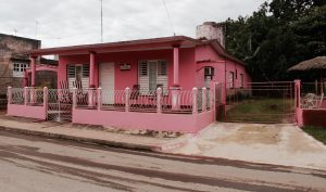 Unsere Casa in Viñales: pretty in pink