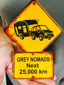 Achtung: Grey Nomads!