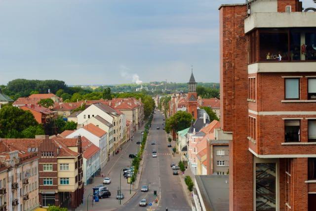 Litauen-Klaipeda-Panorama-Teilzeitreisender - 1