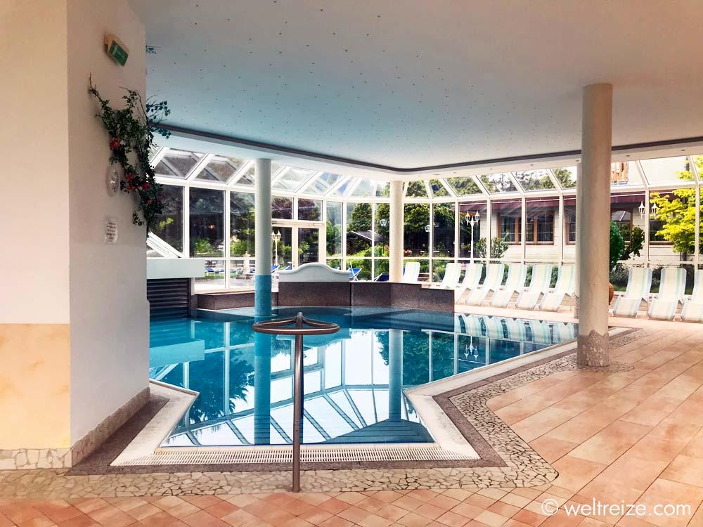 Swimmingpool Hotel Mori St. Kanzian