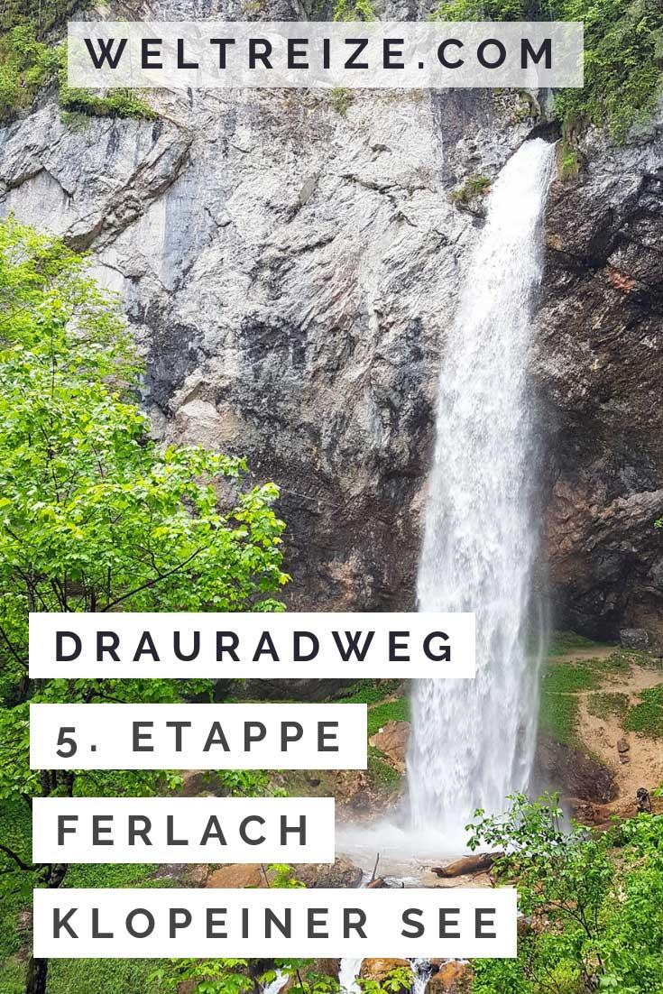 Wildensteiner Wasserfall Kaernten