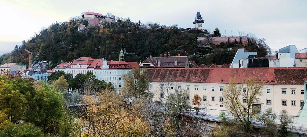 Schlossberg Graz