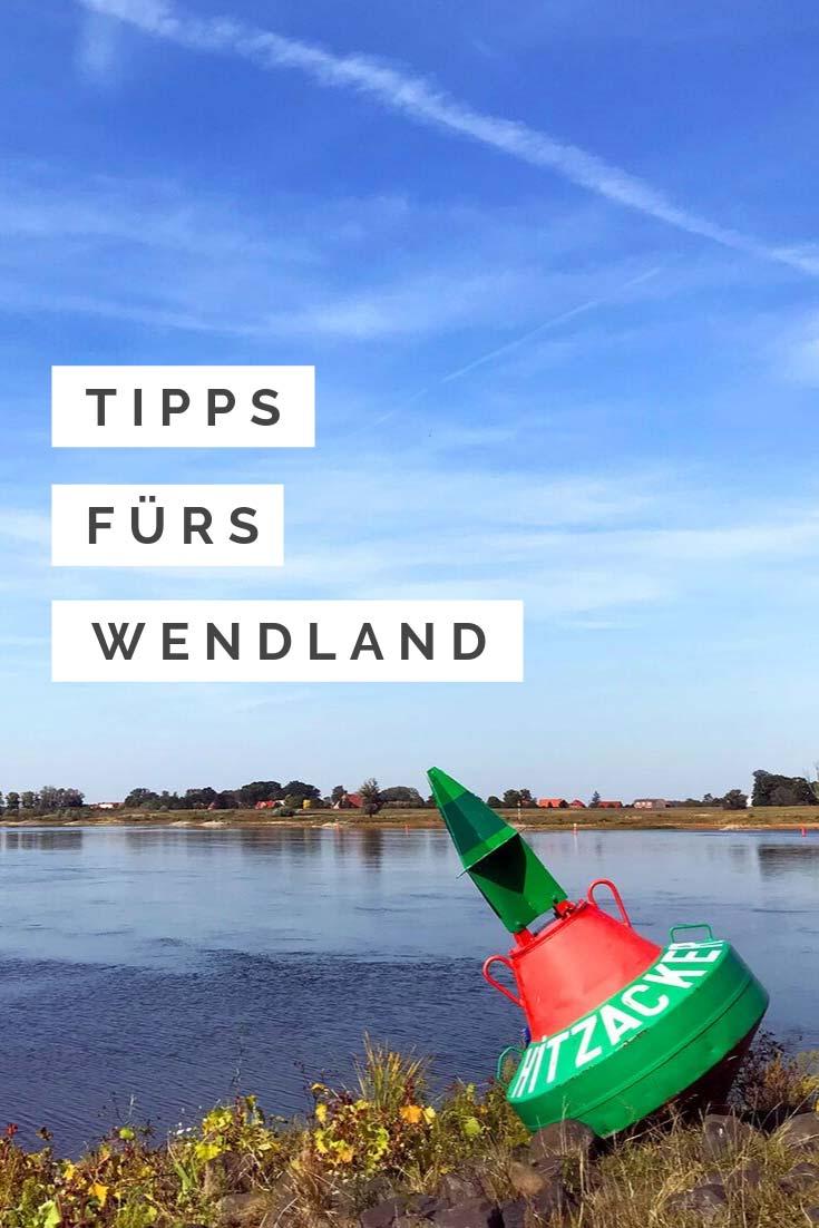 Elbe bei Hitzacker Wendland