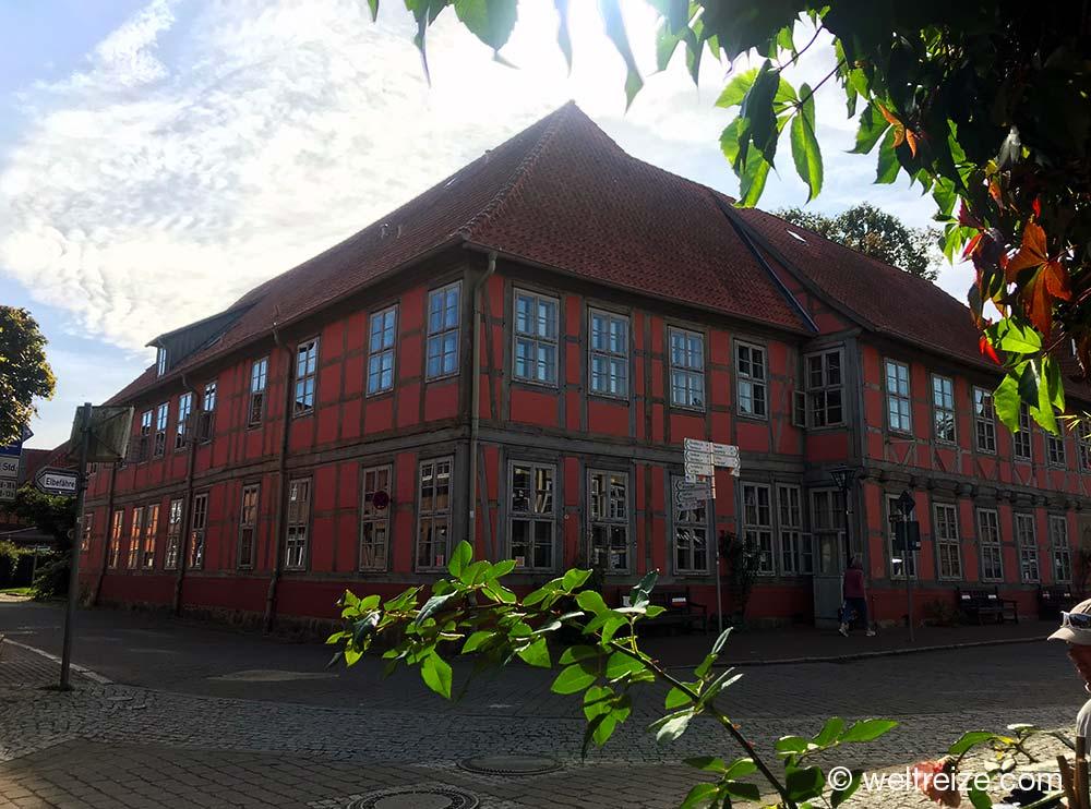Rathaus Touristen-Information Hitzacker Wendland