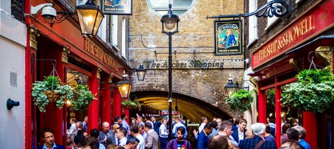 Die 8 besten Pubs in London