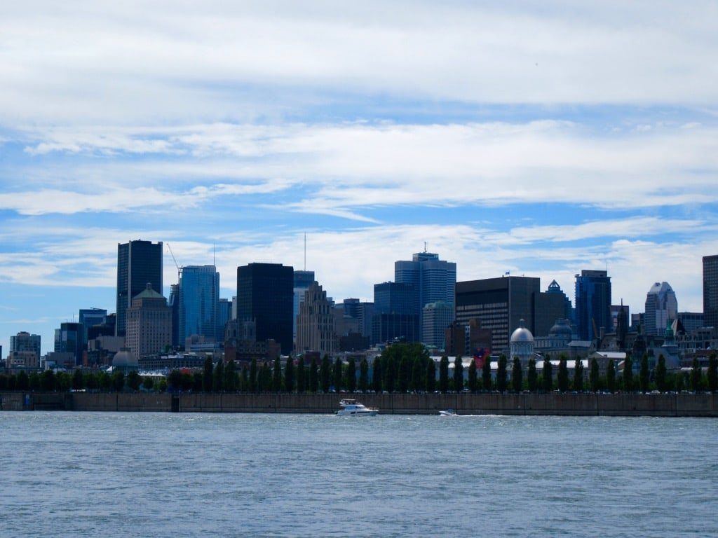 Downtown und Old Montreal