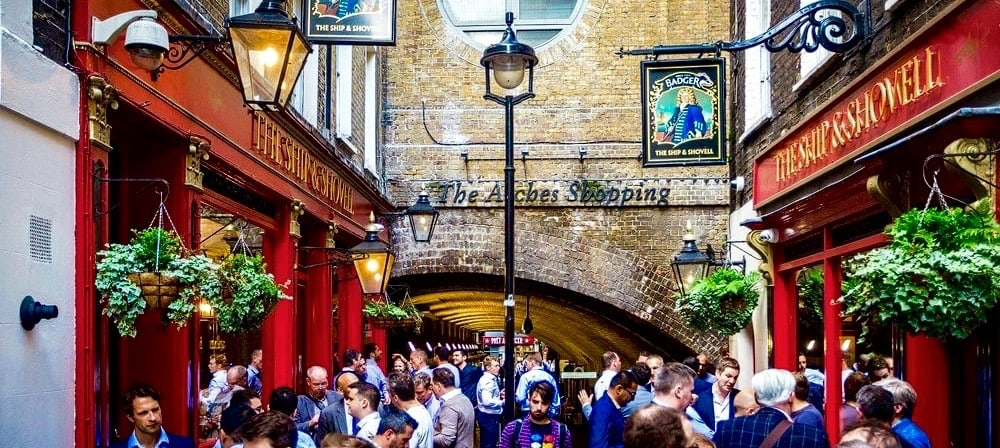 Pub in London
